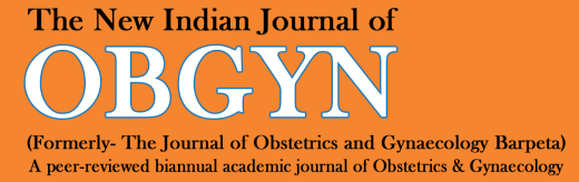 New Indian Journal of OBGYN